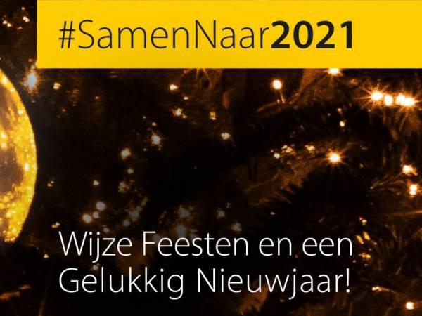 #SamenNaar2021