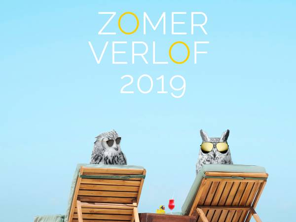 Verolift zomerverlof 2019